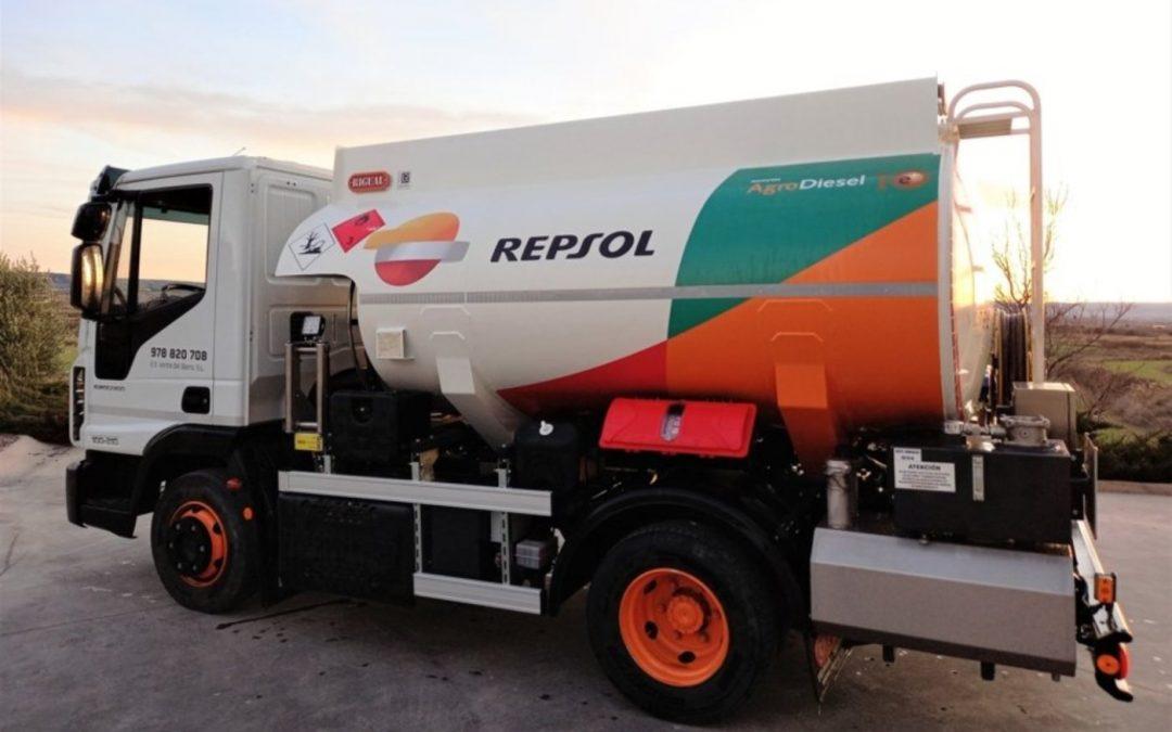 Réservoirs de livraison de carburant