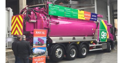 Launch of RIGUAL UK at Tank-Ex