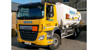 New Fuel Tanker for the UK