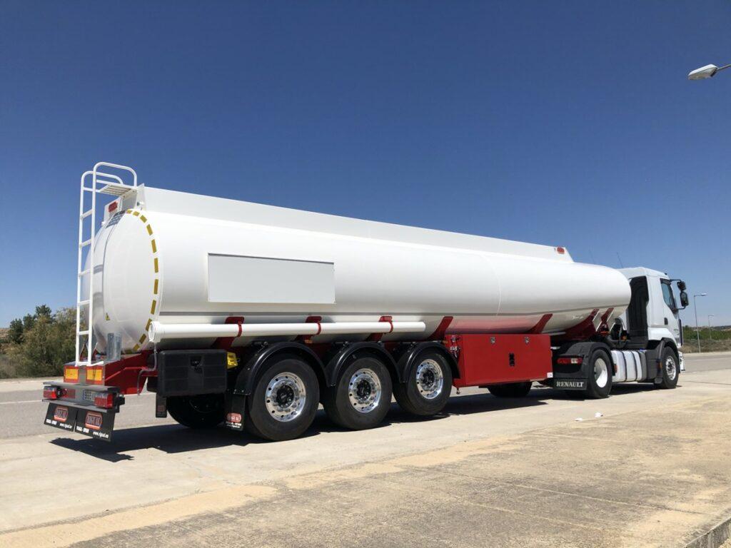 Autoportante Rigual de 38000 litros y 5 compartimentos