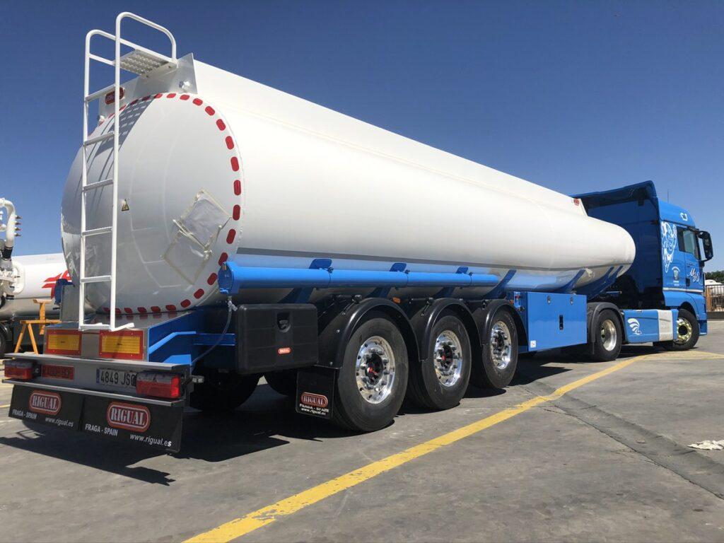 Equipo autoportante Rigual de 38000 litros