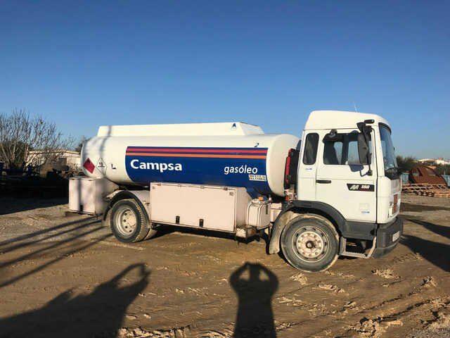 CAMIÓN RENAULT CISTERNA PARCISA 10000 LTS