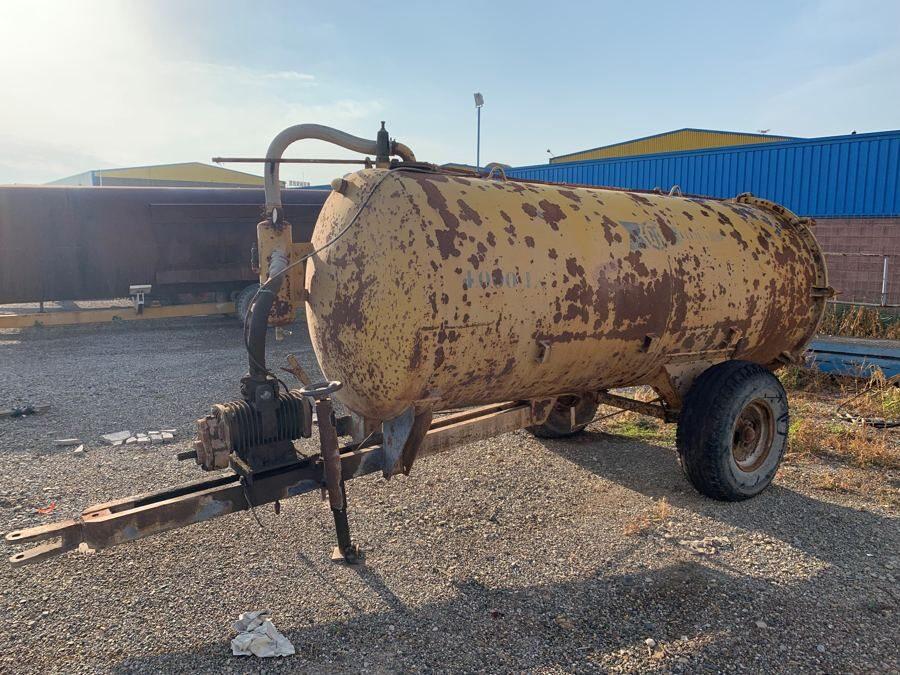 Cisterna usada Tractomotor