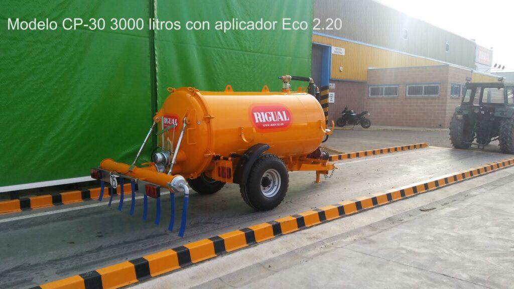 Cuba Rigual Modelo CP-30 con aplicador Eco 2_20
