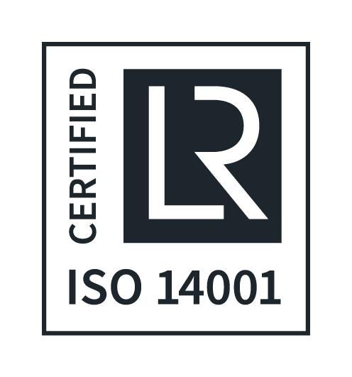 Rigual empresa certificada bajo la Norma de gestión ambiental ISO14001:2015