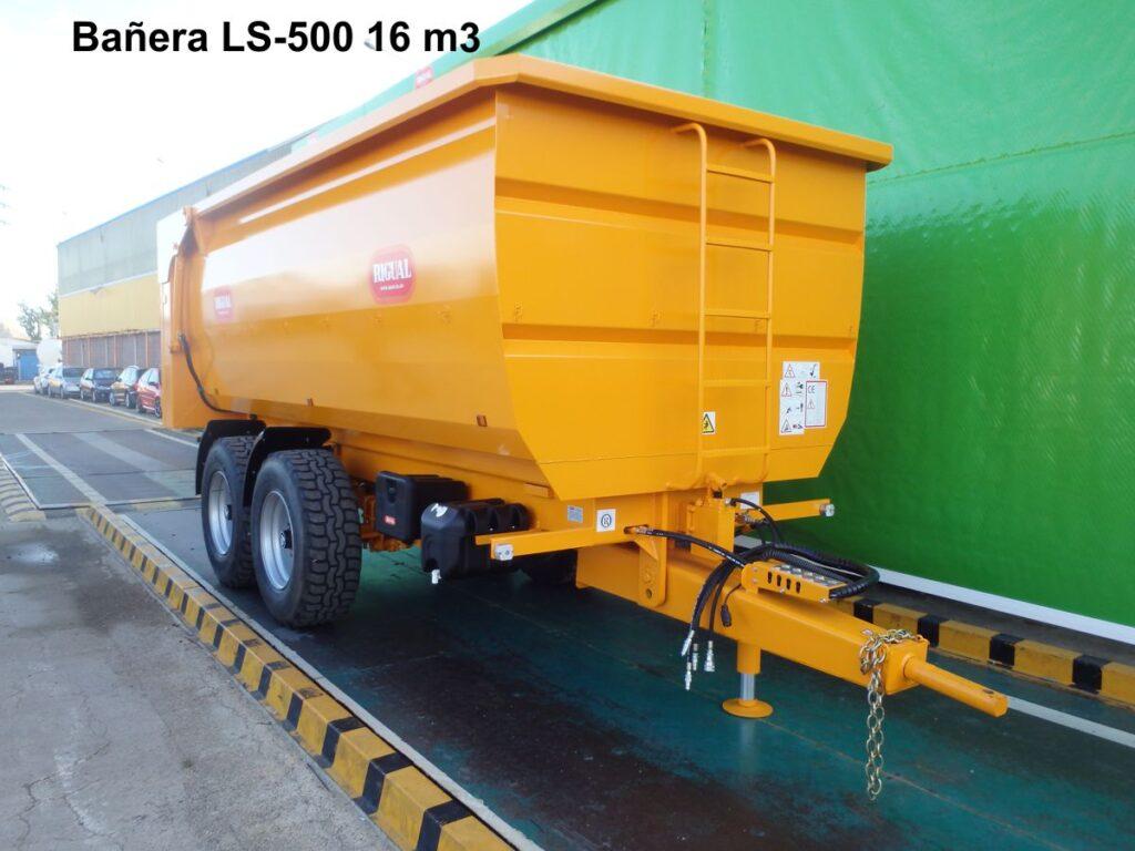 Bañera rigual LS-500