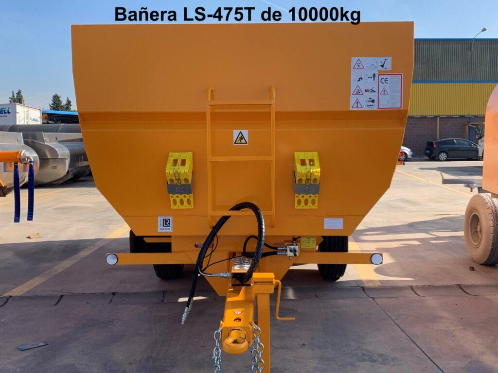 Bañera LS-475T 10000 Kgs