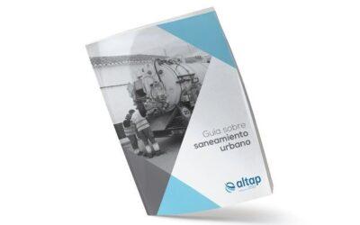 Rigual colabora con la Guía de Saneamiento Urbano de ALTAP